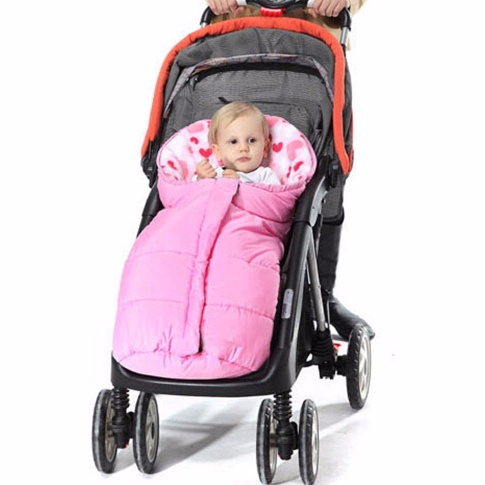 warm-2-colors-high-quality-comfortable-soft-multifunctional-sleeping-Baby-bag-stroller-blankets-autumn-winter-children-products-2