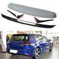 Golf VII MK7 ABS Unpainted Auto Car Spoiler Traseiro Asa Lip-Car Styling para Volkswagen Golf 7 MK7 2014UP (não GTI R)