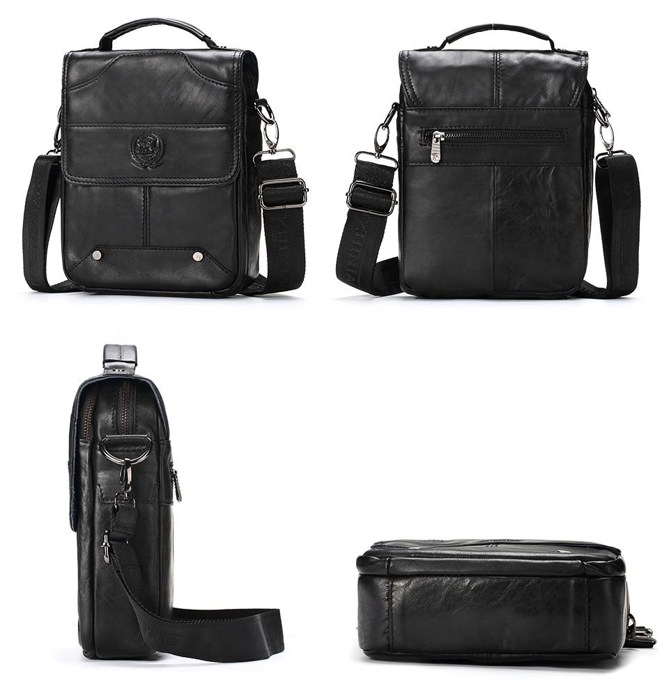 HTB1j3nxar5YBuNjSspoq6zeNFXam - Fashion Genuine Leather Men's High Quality Small Messenger Bag-Fashion Genuine Leather Men's High Quality Small Messenger Bag