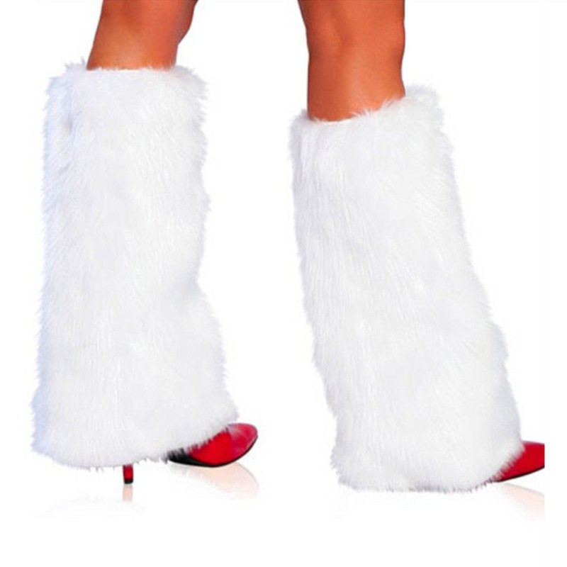 Sexy Christmas sets leg warmers costumes Cosplay Fantasia disfraces Christmas Sweater Halloween costumes Free shipping