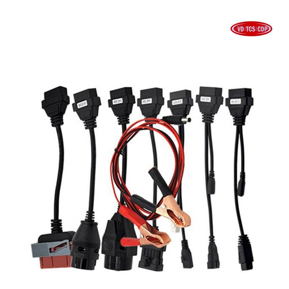 8 pz per set auto cavo per cavi VD TCS cdp pro plus per posta cn auto per multidiag pro e WOW SNOOPER