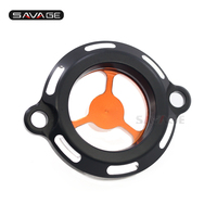 Engine Oil Filters Cover For KTM DUKE 690 790 ADV ENDURO SMC 690 SUPERMOTO Motorcycle Accessories Clearness Cap Dirt Bike Filter