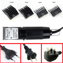 Pet Clipper Pet Hair Clipper Dog Hair Trimmer Animal Clipper Electric Detachable Blade Short Hair Clipper GTS888 110V/220V