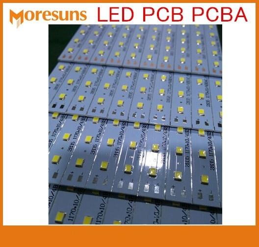 Pcb & Pcba Qualified Fast Free Ship Mcpcb Board For 3 Watt,6 Watt,9 Watt,12 Watt Led And Aluminium Based Pcb Assembly Aluminum Pcb