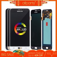 5.0 AMOLED Display for SAMSUNG J3 2016 LCD Touch Screen for SAMSUNG Galaxy J3 2016 LCD J320FN J320 J320F Display