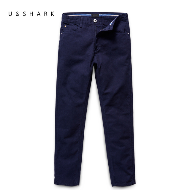 TROUSERS - Casual trousers Blue Luxury SqPECwdjm