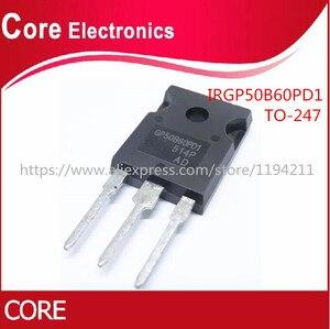 Image 1 - 10 sztuk IRGP50B60PD1 TO 3P IRGP50B60 TO 247 GP50B60PD1