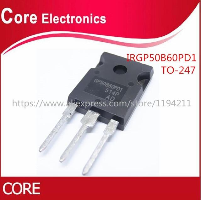 10 sztuk IRGP50B60PD1 TO 3P IRGP50B60 TO 247 GP50B60PD1