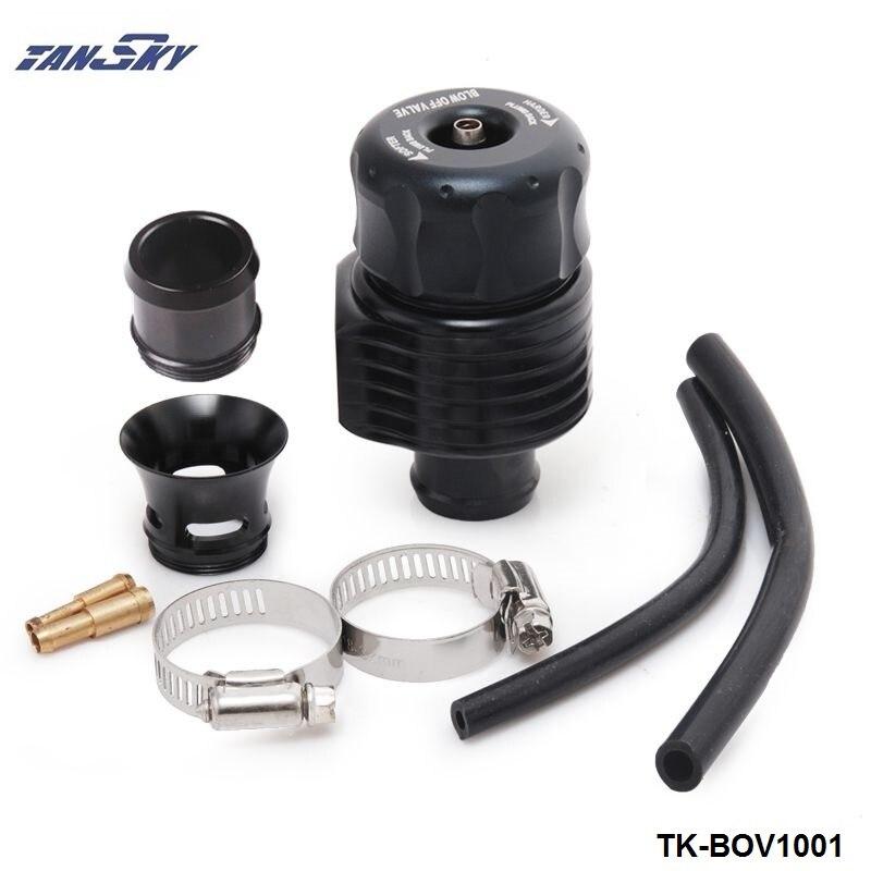 Prix pour TANSKY-Haute Qualité Racing Turbo aluminium 25mm Diesel Blow Off Valve/Dump Valve BOV kits Turbo Wastegate TK-BOV1001