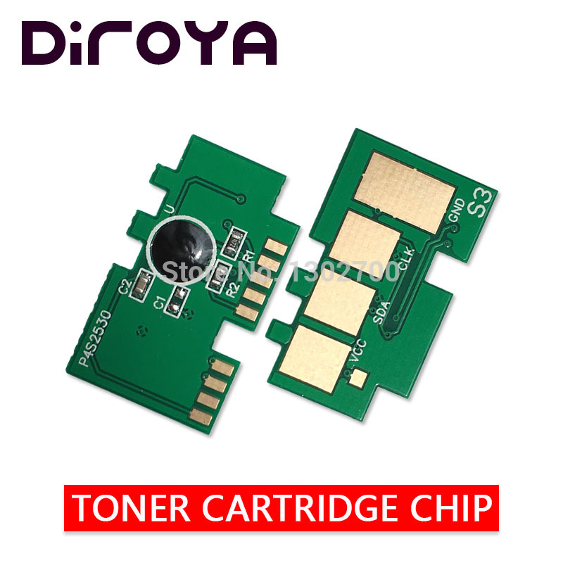 GREENCYCLE Toner Reset Chip Compatible for HP Q2613X 13X Q5942X 42X Q5949X 49X Q2610X 10X 6511X 11X 7553X 53X 7551X 51X Toner Cartridge Replacement 2 pcs