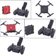 WIFI FPV Pocket Foldable drone with Camera Altitude hold mode RTF(China)