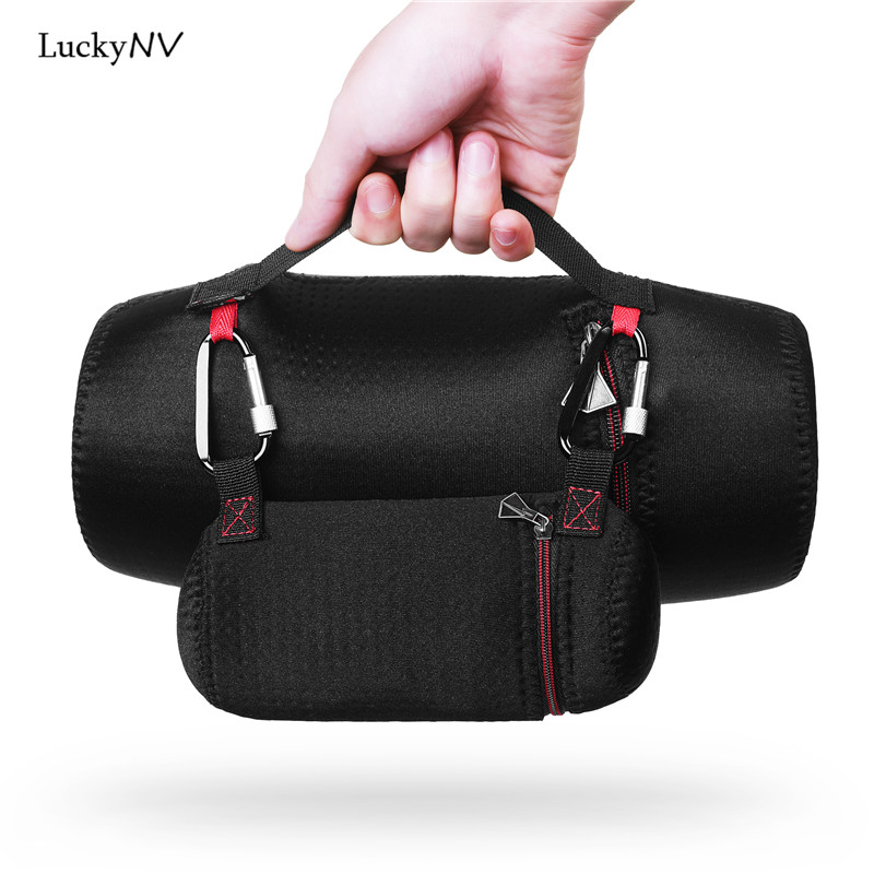 Fashion Portable Travel Soft Carrying Case Protective Cover Capa Coque for JBL Xtreme Portable Wireless Bluetooth Speaker