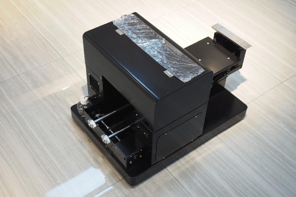 Impressora uv flated digital dos cartões industriais
