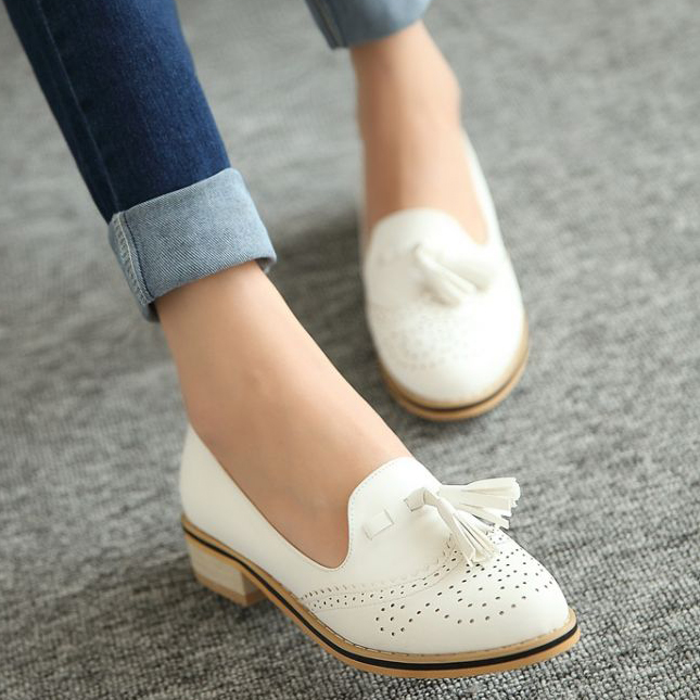 Gap Womens Oxford Shoes