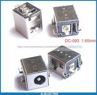 20 Pcs 4 8mm X 1 65mm AC DC Power Jack Port Socket 5pin For Notebook