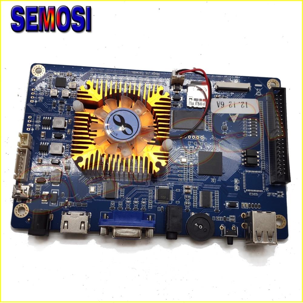 2200 in 1 Game Console PCB 3D Arcade Machine Board Support CGA VGA HDMI for HD