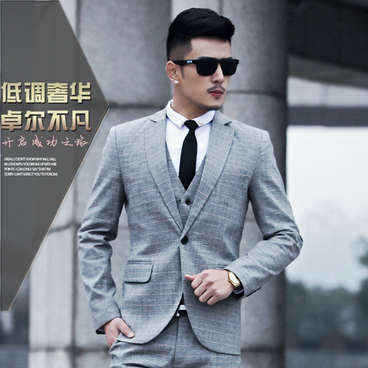 Mens Suits Three Piece - Go Suits