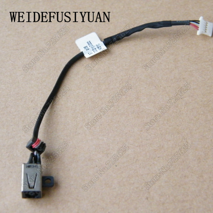 FOR Dell XPS 13 L321X L322X GRM3D DD0D13AD000 DC Power Jack Socket In Cable Harness child l jack reacher never go back a novel dell mass marke tie in edition