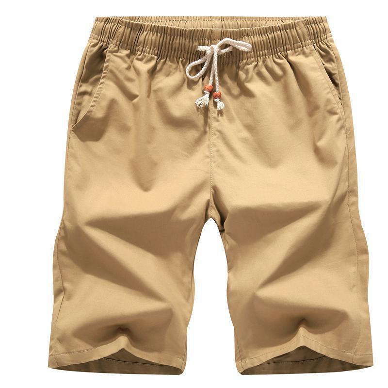 Slim Fit Casual Shorts Mens Fashion Brand Boardshorts Men Shorts Quick Dry Bermuda Casual Jogger Plus Size M-5XL Dropshipping