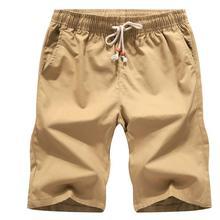 Slim Fit Casual Shorts Mens Fashion Brand Boardshorts