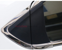 Stainless Steel Top+Bottom Window Frame Sill Trims 16pcs Cover For Honda City 2014 2015 2016