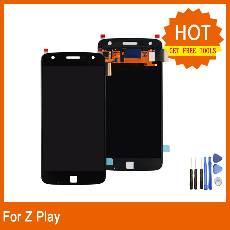 For Motorola Moto Z Play XT1635-01 XT1635-02 LCD Display Touch Screen DigitizerFor Motorola Moto Z Play XT1635-01 XT1635-02 LCD Display Touch Screen Digitizer
