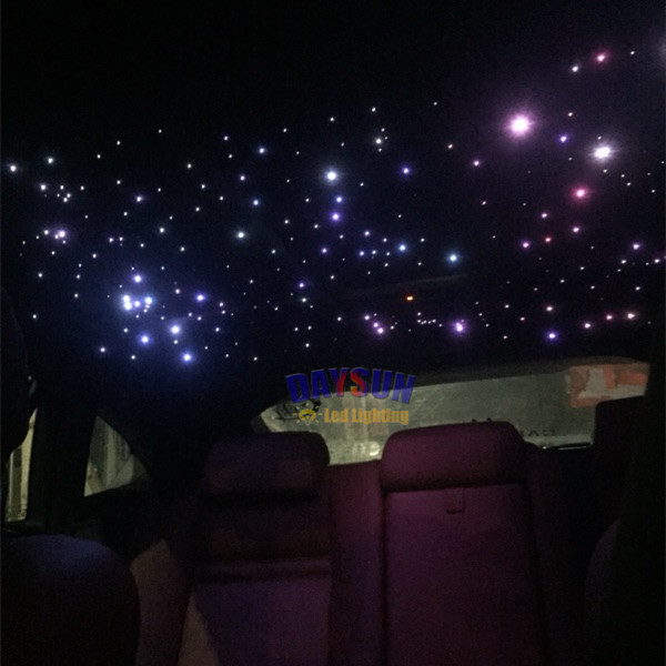 Free ship car ceiling star light led fiber optic light kit 16w rgbw free ship car ceiling star light led fiber optic light kit 16w rgbw light source 200pcs075mm2m 20pcs10mm2m fiber cable in optic fiber lights from aloadofball Image collections