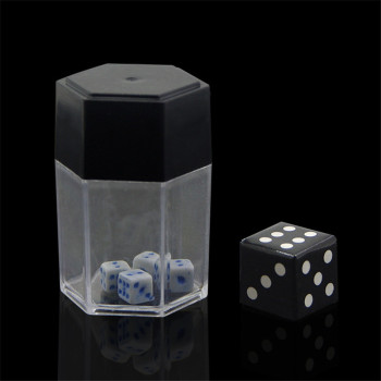 Spooky Magic Dice