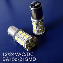 ledボートライト、ba15d led船電球送料無料50ピース/ロット ba15dヨットled電球、1142 高品質12/24vac/dc