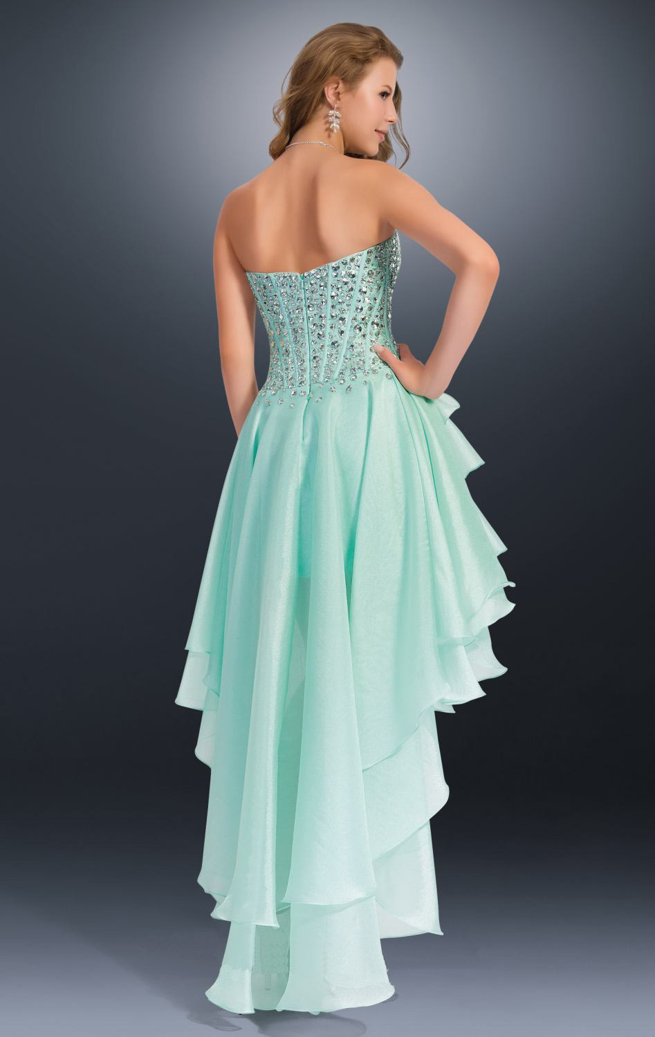 Short Front Long Back Prom Dress – fashion dresses