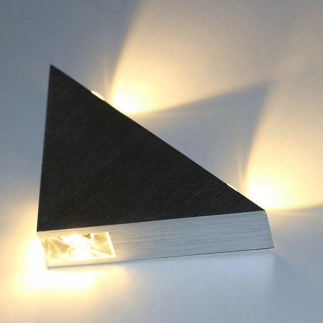 3 W LED Badkamer Slaapkamer Wandlamp Flexibele Arm Spiegel Wandlamp ...