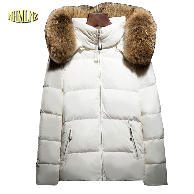 Winter New Fashion Women Coat Leisure Big yards Thick Warm cotton cotton coat Hooded Pure color Slim Fur collar Jacket G2309 women winter coat leisure big yards hooded fur collar jacket thick warm cotton parkas new style female students overcoat ok238