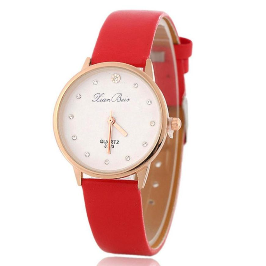 Timezone #301 Duobla Casual  Womens Quartz Leather Band Newv Strap Watch Analog Wrist Watch Dress Women Watch ClockTimezone #301 Duobla Casual  Womens Quartz Leather Band Newv Strap Watch Analog Wrist Watch Dress Women Watch Clock