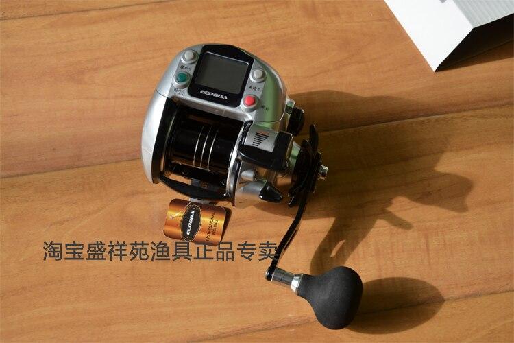 Buy electric ecooda electric digital for Digital fishing reel