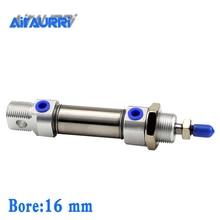 цена на C85N SMC Type Cylinder CD85N C85N 16-25-50-75-100-125-150-175-200-250-300 Mini Pneumatic Cylinder Double Acting CD85N16-80 CD85N