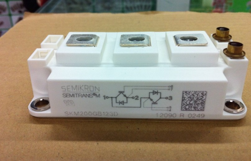 Spot supply - new original SKM200GB12E4 SKM200GB12T4 * module