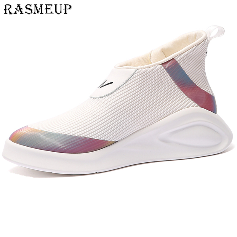 RASMEUP Women's Chunky Sneakers 2019 Spring Platform Women Sneaker Fashion Street Style Woman Trainers Shoes Ladies Footwear-in Women's Vulcanize Shoes from Shoes on AliExpress - 11.11_Double 11_Singles' Day 1
