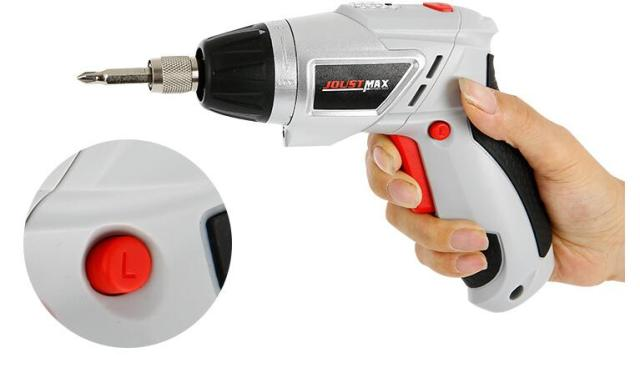 Household small rechargeable drill 4.8 V lithium battery electric screwdriver electric drill 3