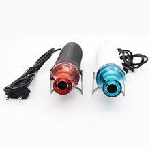 DIY фена мощность телефон ремонт инструмент фен пайки опорное место термоусадочные пластик воздуха Тепловая пушка