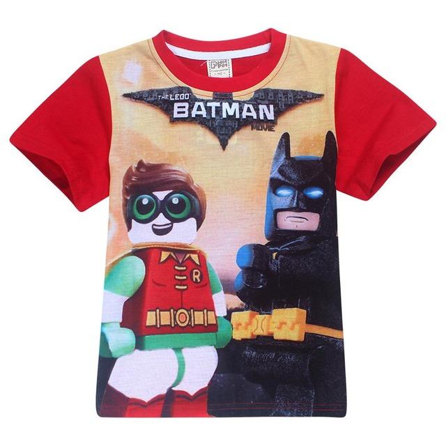 Ninja Go & Lego Batman T-Shirts