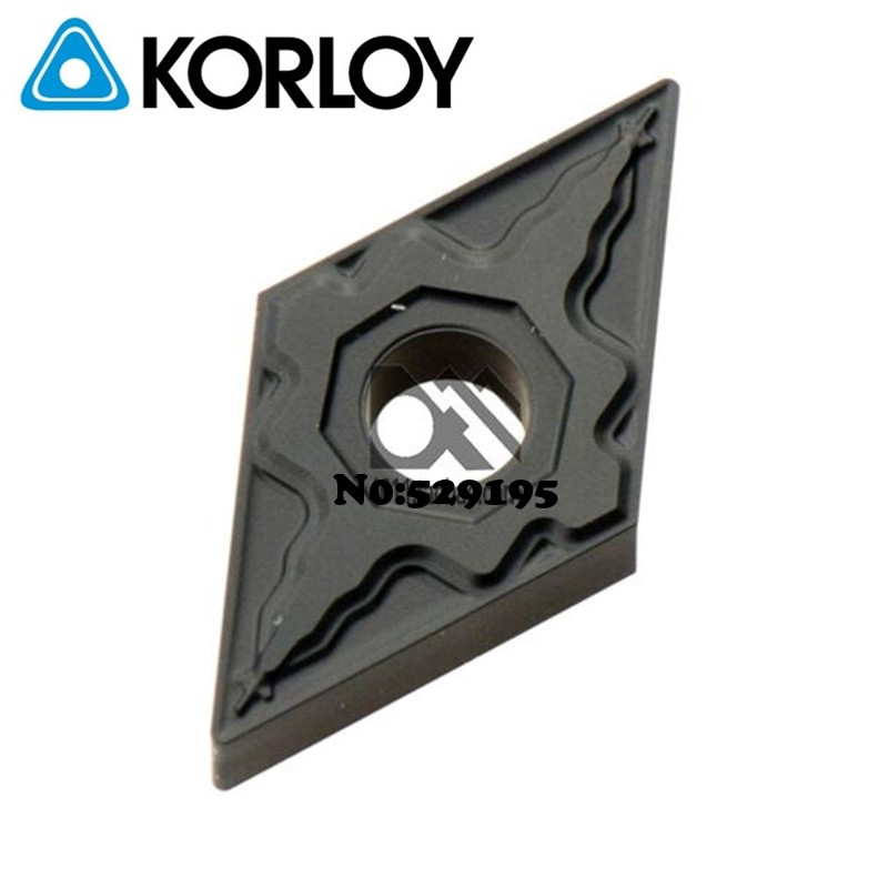 DNMG110404 HM NC3120 DNMG110408 HM NC3120 original Korloy Carbide Turning Inserts special Purpose Vehicle Lathe Blade