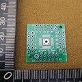Freeshipping HTQFP QFN48 para 0.5mm DIP48 QFP48 QFN44 QFP44 PQFP LQFP placa adaptadora 30643