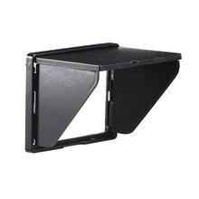 واقي للشاشة LCD من NEWYI/واقي للشاشة من الشمس والثابت للكاميرا بشاشة 3.0 بوصة مع إضاءة ساطعة