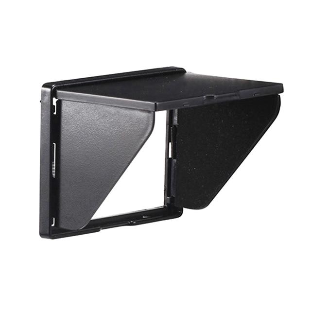 NEWYI LCD הוד/שמש צל & קשיח מסך מגן עבור מצלמה עם 3.0 אינץ מסך עם בהיר אור