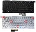 Novo teclado dos eua para o dell vostro v5460 5460d 14z 5460 5470 5439 laptop teclado inglês