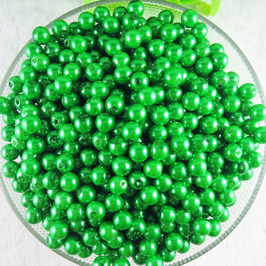 10mm 6mm 8mm METAL STARDUST perles plaqué argent 4mm