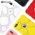 Mulheres candy cor geléia tpu macio de silicone à prova de choque case luxo capa protetora para iphone 7 7 plus