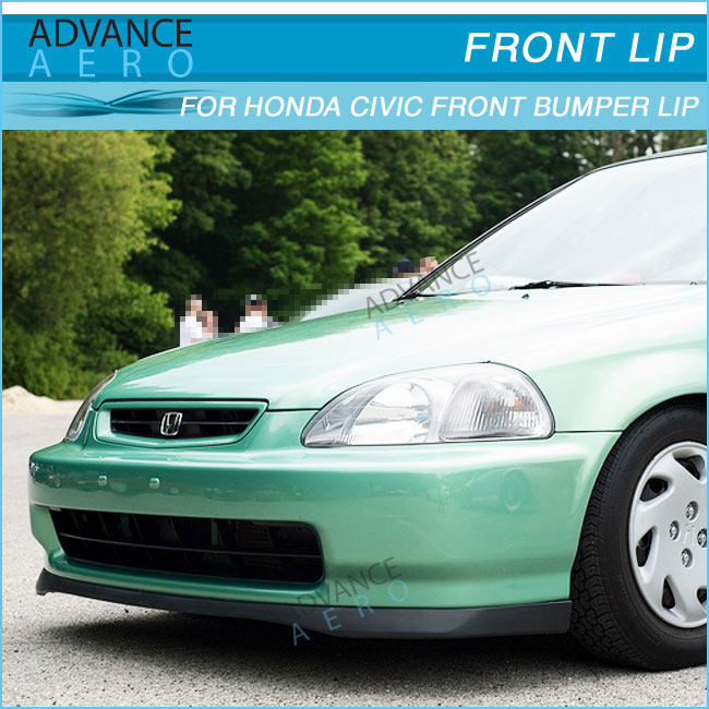 For 1996 1998 honda civic 234dr sir style pu front bumper lip for 1996 1998 honda civic 234dr sir style pu front bumper lip spoiler body kit in bumpers from automobiles motorcycles on aliexpress alibaba group publicscrutiny Choice Image