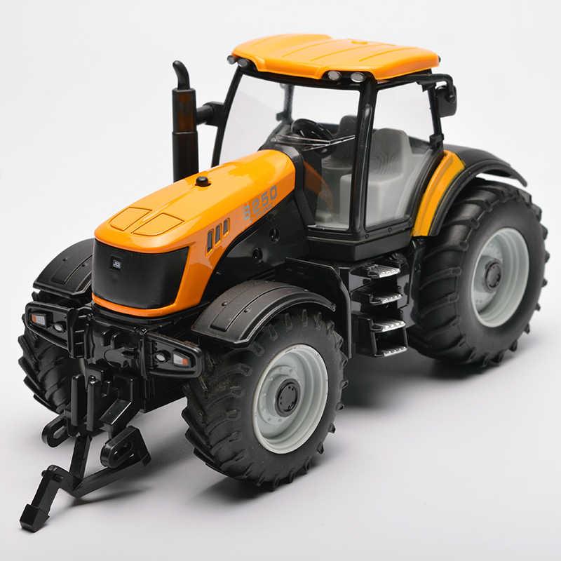 Сельскохозяйственные машины Модель автомобиля Инженерная модель автомобиля трактор инженерный автомобиль трактор игрушка модель для детей фигурка игрушки