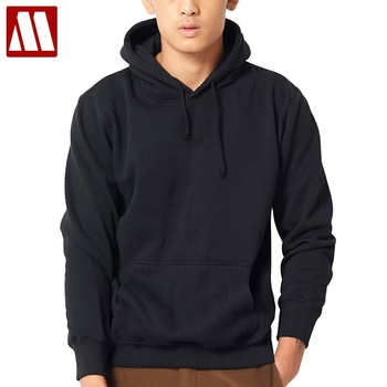 New Black Men's Hoodies and Sweatshirts Plus Size XS-XXXXL